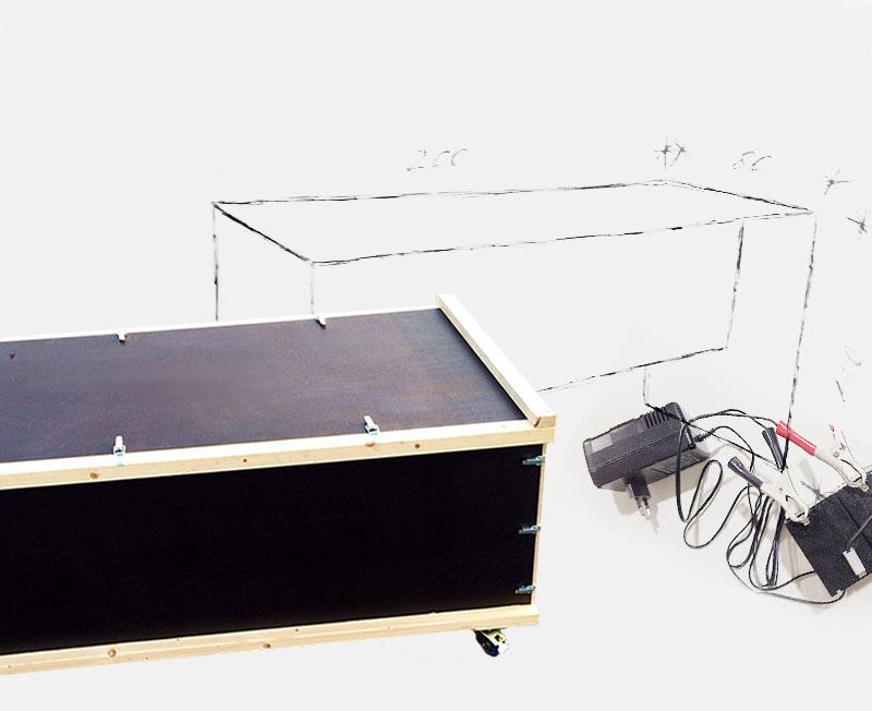 Ersatzteile und Zubehör für Eventmöbel, Loungemöbel & Messemobiliar